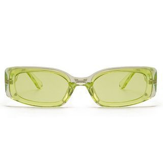 Aisyi - 復古修身太陽眼鏡