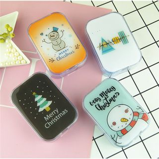 Voon(ヴーン) - Printed Contact Lens Case