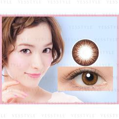 PIA - Lucia 1-Day Color Lens Almond Brown