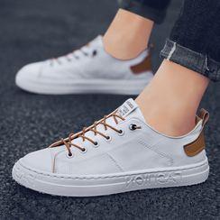 Chaoqi - Two-Tone Sneakers