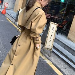 Antoinine - Single Breasted Trench Coat