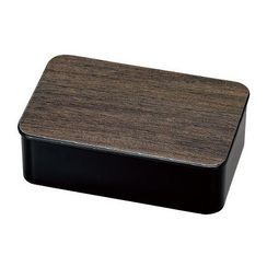 Hakoya - Hakoya GRAIN 1-Tier Lunch Box L (Walnut)