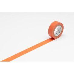 mt - mt Masking Tape : 1P Carrot