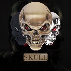 COZE - Skull Car Sticker