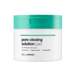 BELLAMONSTER - Pore Closing Solution Pad