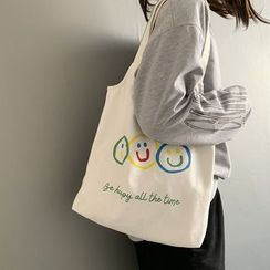 Sacculi - Printed Canvas Tote Bag