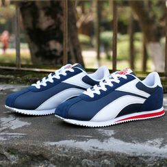 MARTUCCI - Color Block Paneled Sneakers