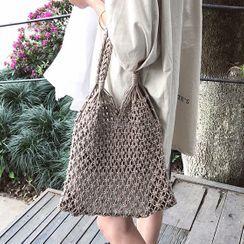 Elencee - 編織手提包