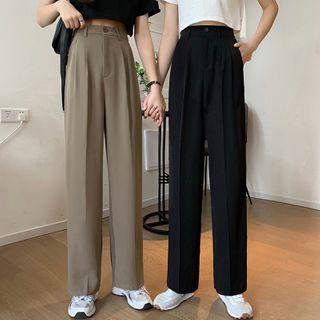 Guajillo - 宽腿西裤