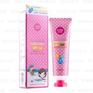 Cathy Doll - L-glutathione Magic Cream SPF 50 PA+++