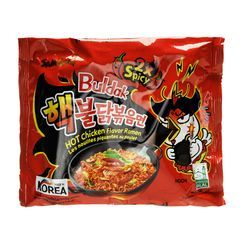 Samyang - Hot Chicken Stir Ramen 2x Spicy Extreme Flavor