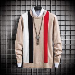 Muore - Striped Sweater