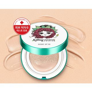 SOME BY MI - Killing Cover Moisture Cushion 2.0 SPF50+ PA++++ 15g (2 Colors)