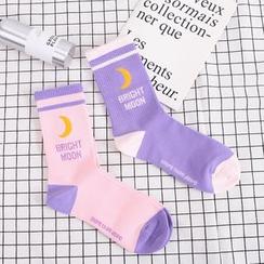 ASAIDA - Print Socks