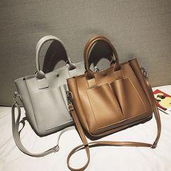 Behere - Faux Leather Handbag