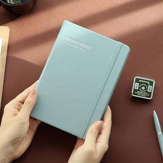 BABOSARANG - 2020 Pleather-Cover Weekly Planner - B6 (S)