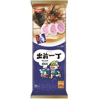 Nissin - Demae Iccho Bar Udon Bonito Flavour (Serves 2)