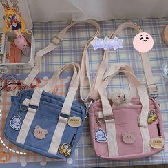 BANGGIRL - Nylon Crossbody Bag