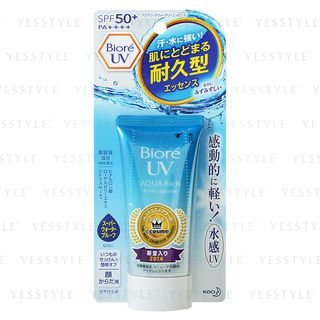 Kao - Biore UV Aqua Rich Watery Essence SPF 50+ PA++++ 2017 Edition