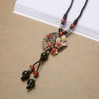 Jemai - Long Necklace (Various Designs)