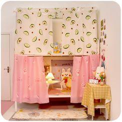 Momoi - Printed Bunk Bed Curtain