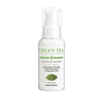 TOSOWOONG - Green Tea Eco Brightening Essence 60ml