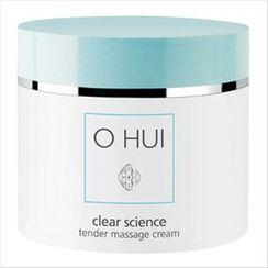 O HUI - Clear Science Massage Cream 230ml