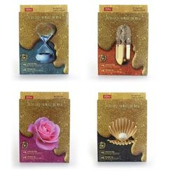 no:hj - Intra Gold 24K Modeling Mask Set - 4 Types