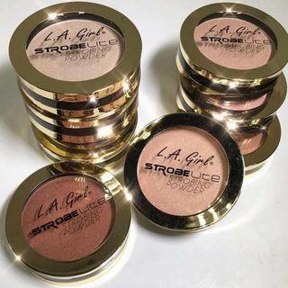 L.A. Girl Cosmetics - Strobe Lite Strobing Powder (12 Colors)