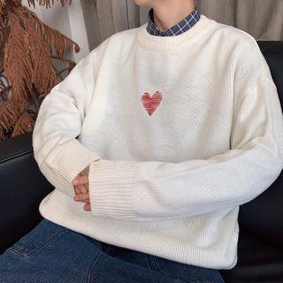 DuckleBeam - Heart Sweater