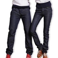 Igsoo - Straight-Cut Jeans