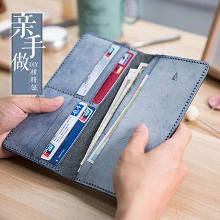 Carpaccio - DIY Genuine Leather Long Wallet
