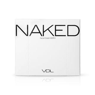 VDL - Naked Facial Cloth 100pcs