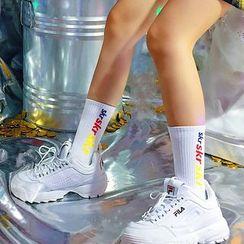 ASAIDA - SKR Print Socks