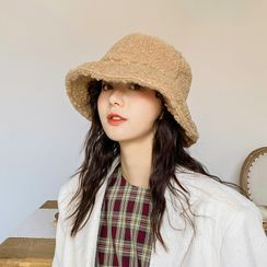 LANWO - Fleece Bucket Hat