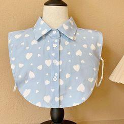 LANWO - Print Decorative Collar
