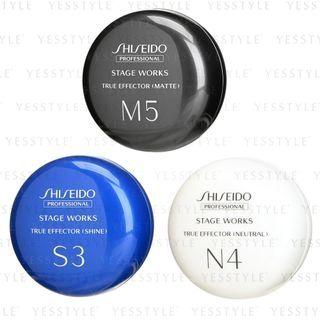 Shiseido 资生堂 - Professional Stage Works True Effector 80g - 3 Types