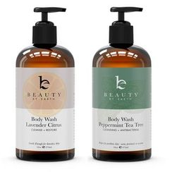 Beauty by Earth - Antibacterial Body Wash