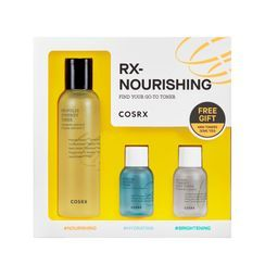 COSRX - Find Your Go-To Toner Set RX-Nourishing