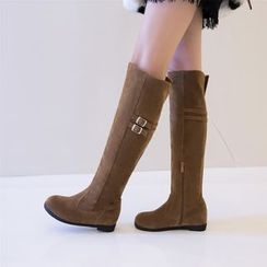 佳美 - 内增高长靴