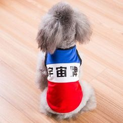 IKR - Chinese Characters Pet Top