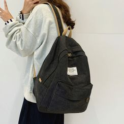 MUSA - 印字帆布背包