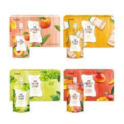 KBH - Rawel Konjac Jelly - 6 Flavors