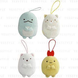Sanrio - Sumikko Gurashi Plush Mobile Hanging Decoration 1 pc - 4 Types