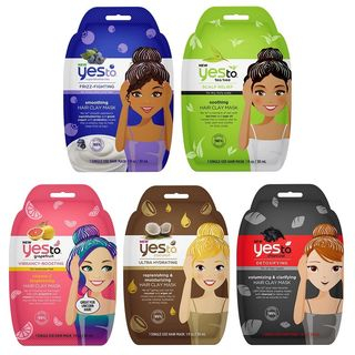 Yes To - Hair Clay Mask (Single Use / 5 Types)