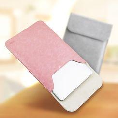 Simkim - Flap Laptop Sleeve / Zip Accessory Pouch / Set