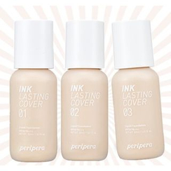 peripera - Inklasting Cover Foundation AD - 3 Colors