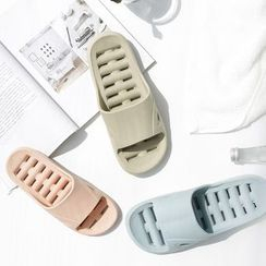 Giddy - Plain Couple Matching Home Slippers