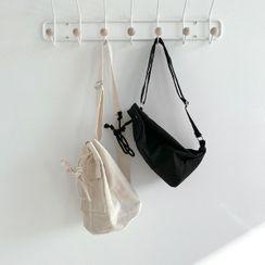 Seoul Homme - Canvas Bucket Sling Bag