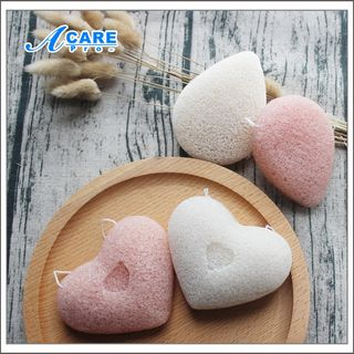 Acare - Konjac Face Cleaning Sponge